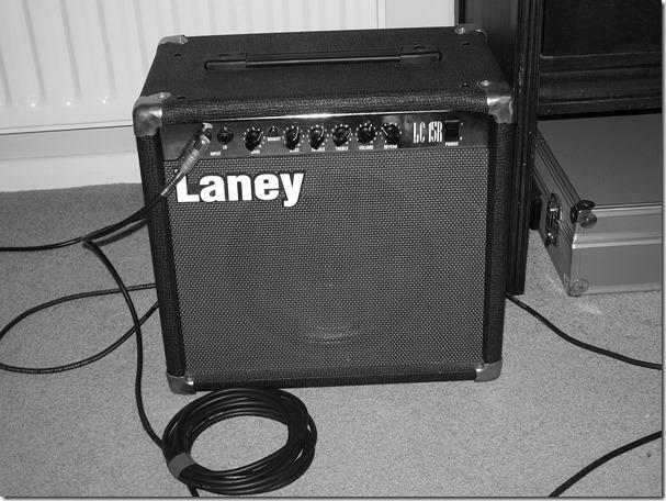 Hi definition Laney
