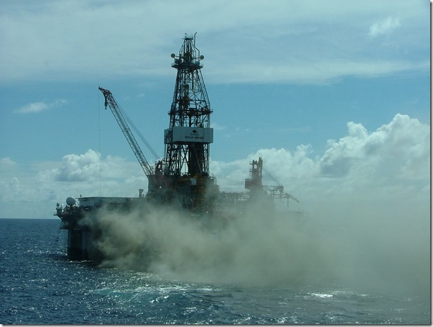 Rig Venting 2