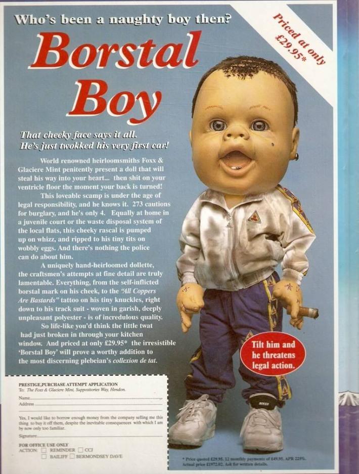 borstalboy